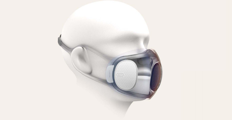 Xiaomi tarjoaa naamion, joka mahdollistaa kasvojen lukituksen ja desinfioinnin