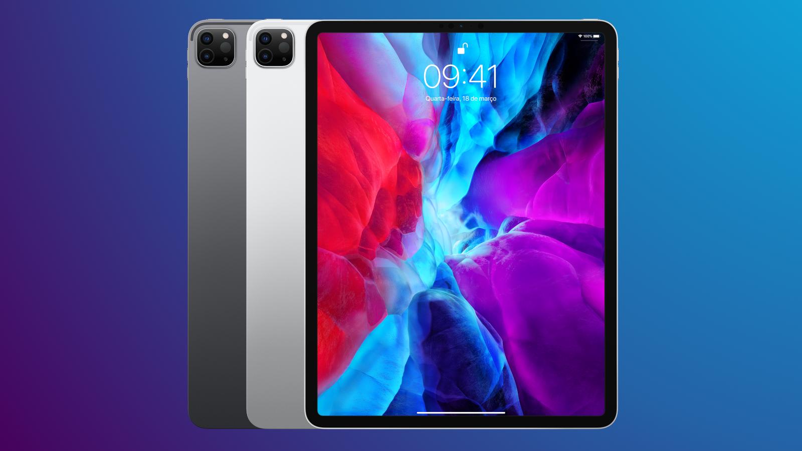iPad Pro 2020 mula dijual di Brazil, dengan peningkatan yang bertujuan untuk produktiviti