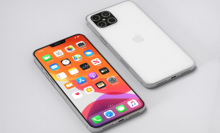 IPhone 12 Pro şəkli Apple