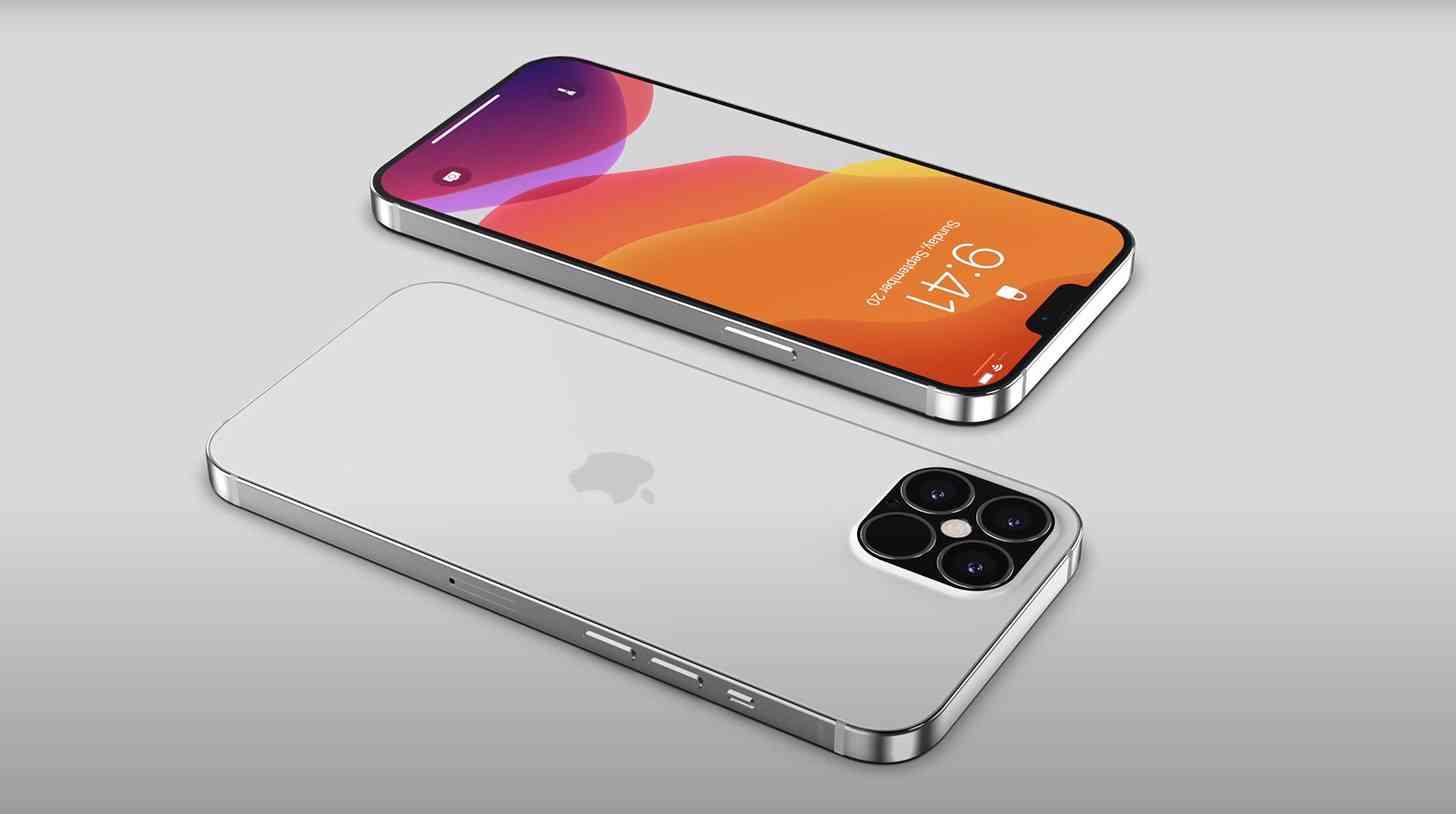 IPhone 12 Pro có tốc độ làm mới màn hình 120Hz, camera camera tốt hơn 1