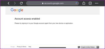 Betulkan gmail yang tidak meanima e-mel di iphone 04
