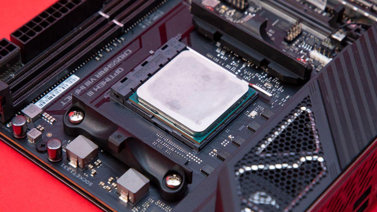 CPU AMD Ryzen 3000XT baru dilihat, tetapi anda mungkin boleh mengabaikannya