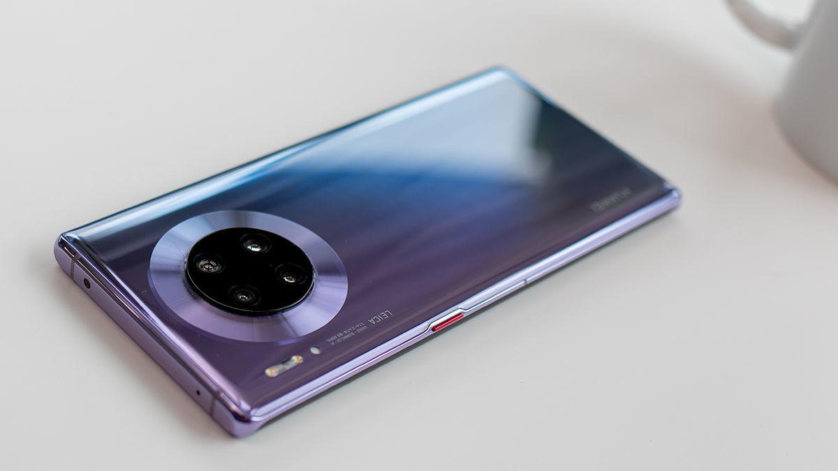 Huawei Mate 40 huhu