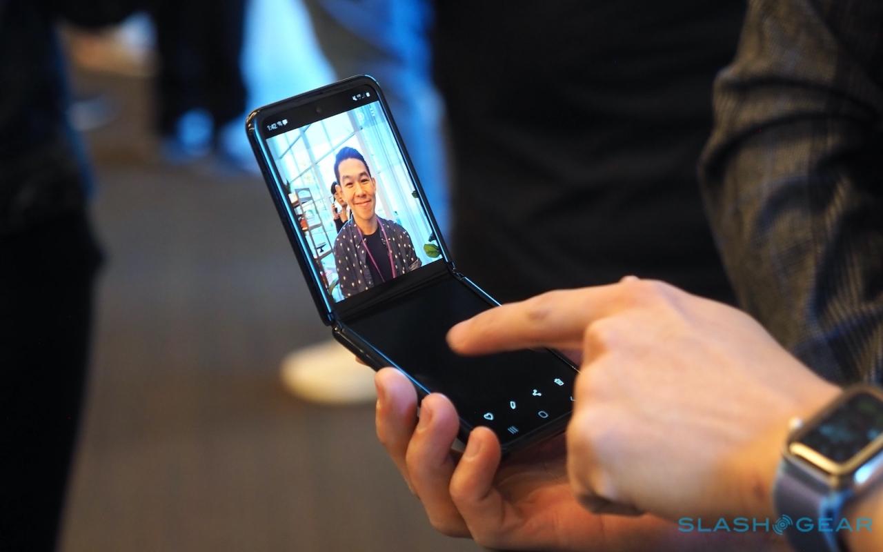 Galaxy Z Flipin edessä oleva kamera ei vaikuttanut DxOMarkista