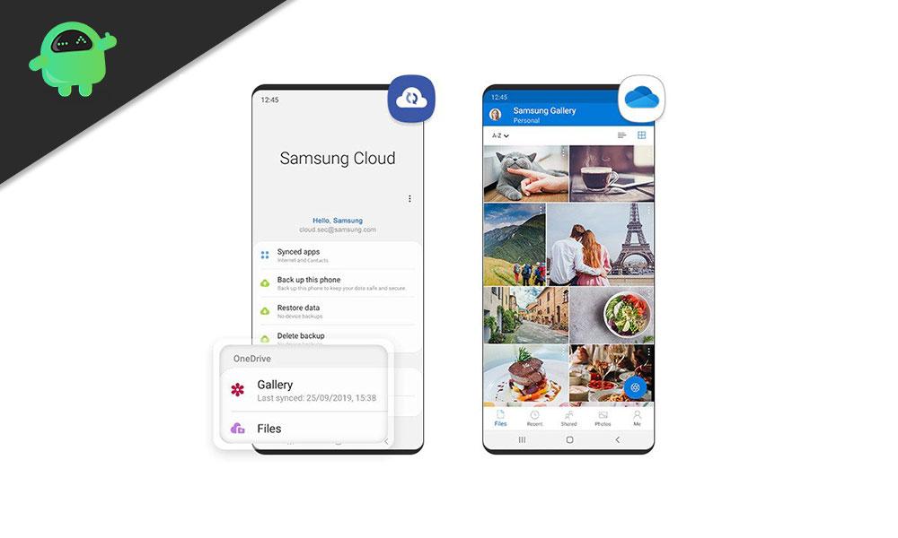 Kuinka poistaa Samsung Cloud sinusta Galaxy Puhelin pysyvä