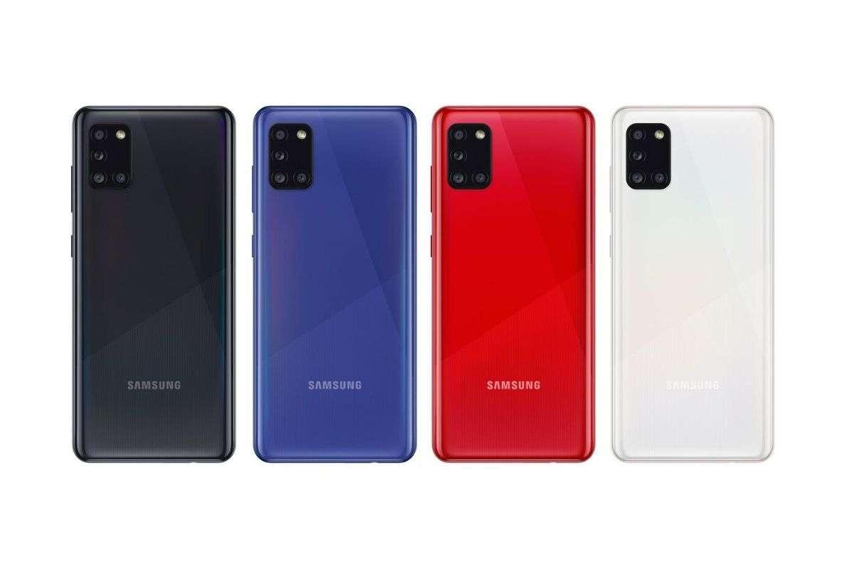 Eksklusif: Samsung Galaxy Harga A31 akan dijual pada harga Rs 21,999 di kedai luar talian di India