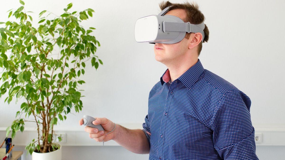 Tee etätöistä helppoa VR: n avulla