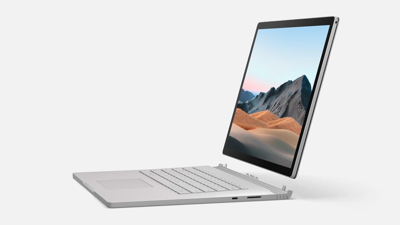Microsoft: Buku Permukaan 3 rồi Fon Kepala Permukaan 2 mulakan hari ini 3
