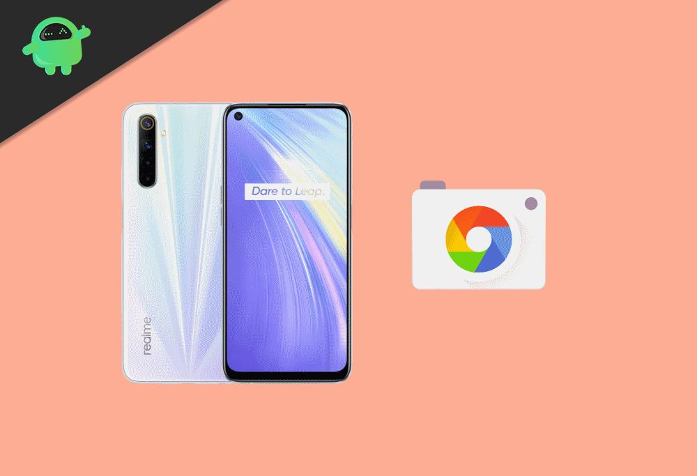 Muat turun dan Pasang Kamera Google atau GCam Mod di Realme 6 dan 6 Pro
