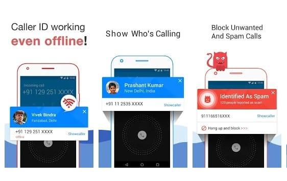 Showcaller - identyfikator i blokada dzwoniącego