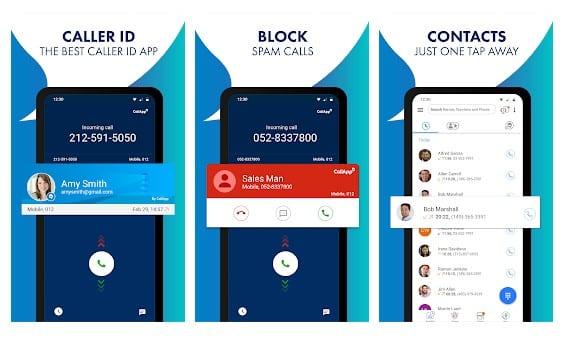 Identyfikacja i blokowanie dzwoniącego przez CallApp