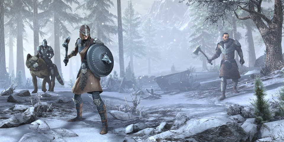 The Elder Scrolls Online: Adolygiad Greymoor 4