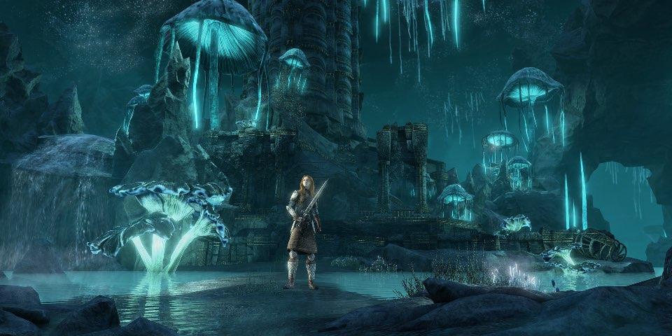 The Elder Scrolls Online: Adolygiad Greymoor 2