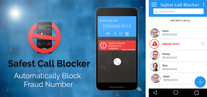 Bezpieczniejszy bloker połączeń