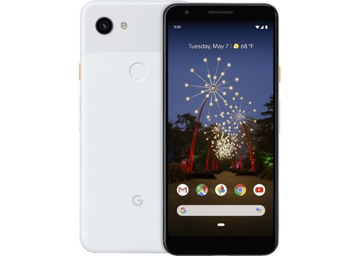 Telefon pintar Google Pixel 3a dihentikan menjelang pelancaran Pixel 4a 1