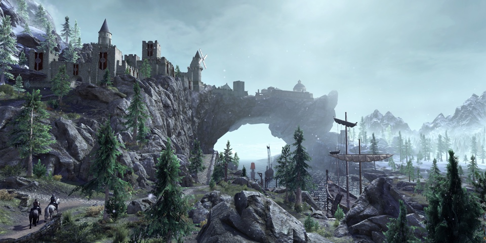 The Elder Scrolls Online: Greymoor Review 1