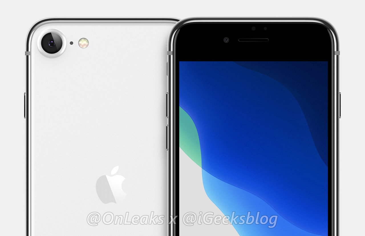 Apple iPhone SE2 údajne vstupuje do sériovej výroby vo februári