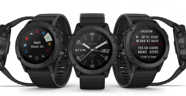 Garmin Tactix Delta Smartwatch bol uvedený na trh v členitej zostave