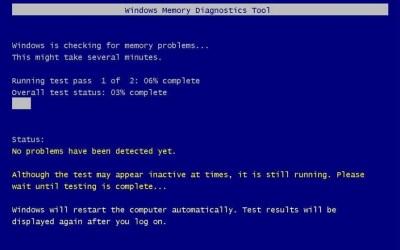 Windows Ako skontrolovať, či vaša RAM pracuje správne v systéme Windows