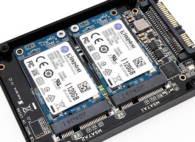 Model Sata Express SSD