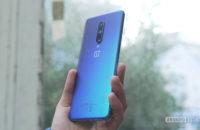 Farba zákalu OnePlus 7T Pro modrá
