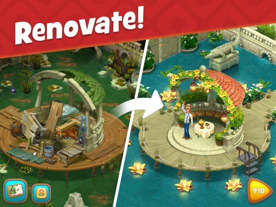Stiahnite si Gardenscapes na PC 3