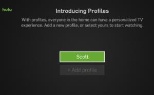 Ako vykopnúť niekoho z vášho účtu Hulu 4