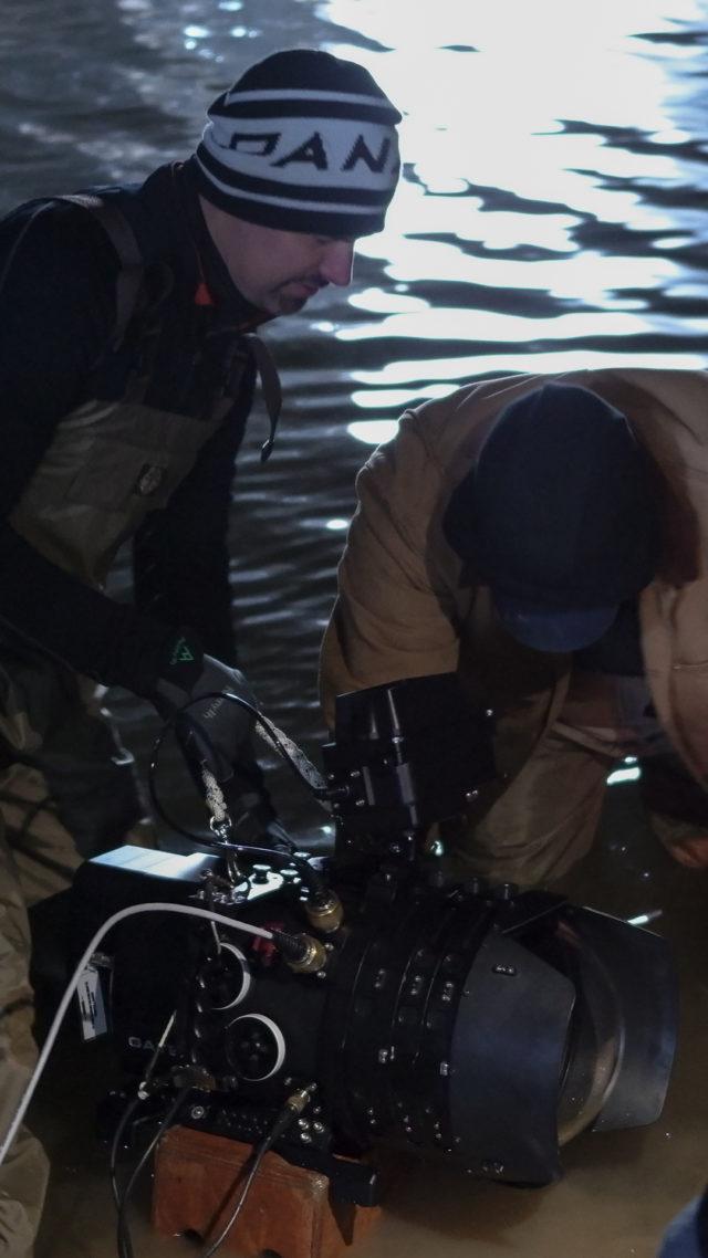Úvahy o podvodnej kinematografii 4