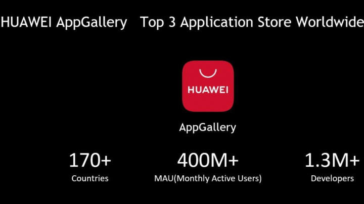 AppGallery Aplikácie Huawei Google store