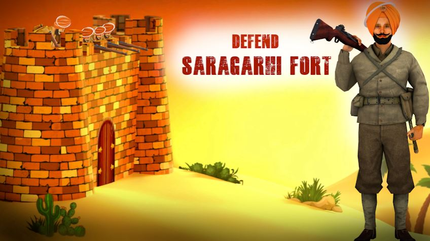 Obrana pevnosti Saragarhi