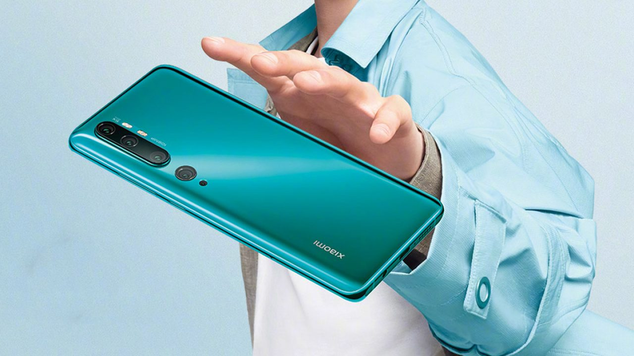 Xiaomi Mi Note 10 1 1280x720