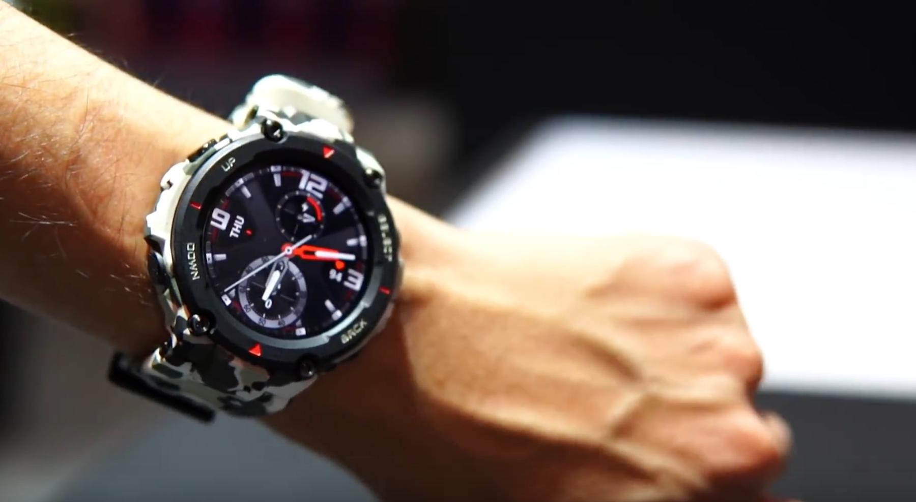Najlepšie inteligentné hodinky Xiaomi