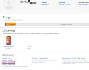 Tipy: Ako obnoviť stratené kalendáre a pripomienky prostredníctvom iCloud 3