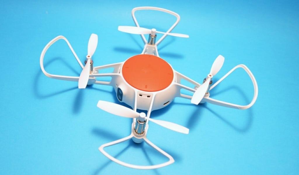 Obrázok Mi Static Mini Drone na neutrálnom pozadí