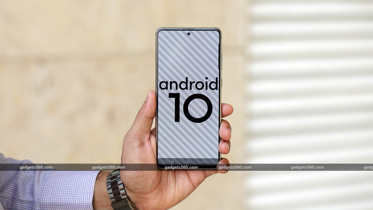 Samsung Samsung Galaxy Note lite 10 Android Samsung Galaxy Note  10 Lite Review