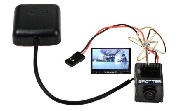 Spotter V3 AIO FPV kamera