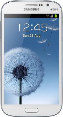 Samsung Galaxy Grand Duos (Elegantná biela, 8 GB) (1 GB  RAM)