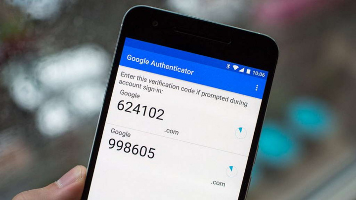 Malvérový malware Google Authenticator