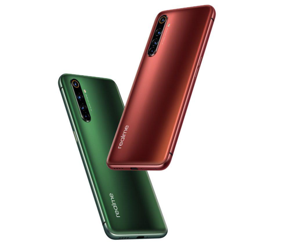 OFICIÁLNY Realme X50 Pro 2
