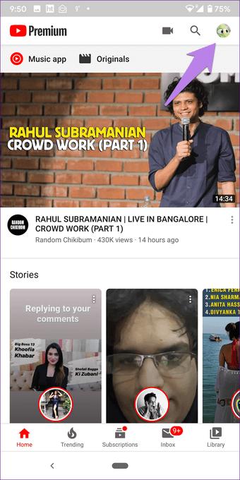 Zakázať automatické prekladanie video titulov YouTube 3