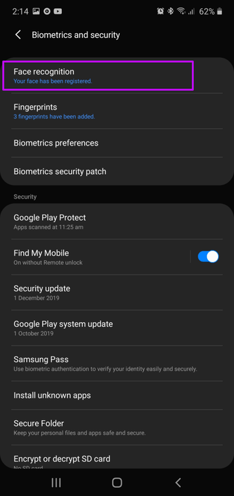 """Najlepšie Samsung One Ui 2 0  Nové funkcie a triky, ktoré musíte vedieť 5""""width ="""" 500 """"height ="""" 1056 """"data-veľkosť ="""" auto """"veľkosť ="""" (minimálna šírka: 976px) 700px, (minimálna šírka: 448px) 75vw, 90vw """"srcset ="""" https: // cdn. guidingtech.com/imager/assets/2019/12/248242/best-samsung-one-ui-2-0-new-features-and-tricks-you-must-know-5_4d470f76dc99e18ad75087b1b8410ea9.png? 1575886237 500w, https://cdn.guidingtech.com/imager/assets/2019/12/248242/best-samsung-one-ui-2-0-new-features-and-tricks-you-must-know-5_7c4a12eb7455b3a1ce1ef1cadcf29289.png? 1575886238 340w"""