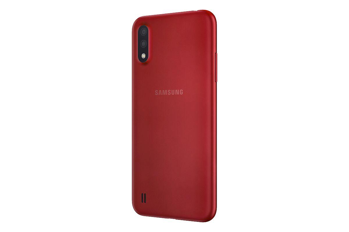 Samsung Galaxy A01 prichádza do Malajzie; Maloobchodné služby za RM449 2