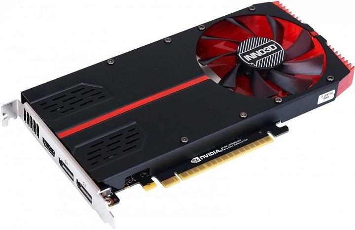 Inno3D oznamuje verziu s jedným slotom GTX 1650 2