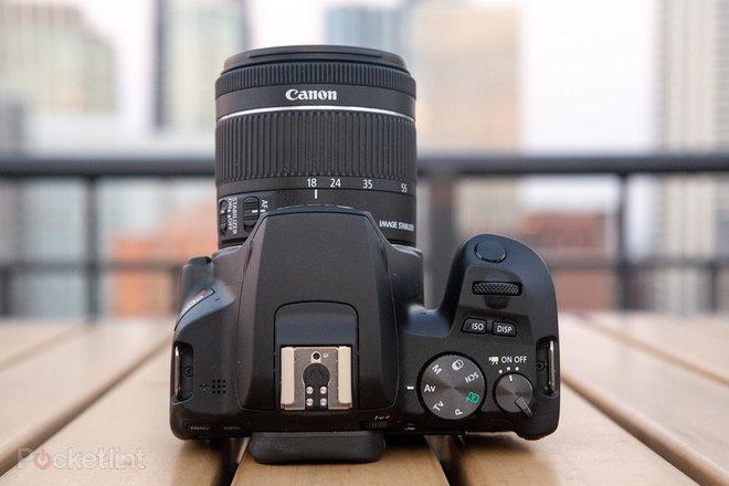 Recenzia Canon EOS 250D (Rebel SL3): Návrat k základným informáciám 2