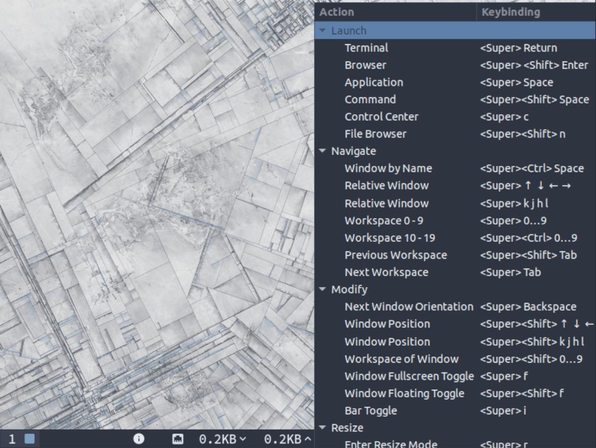 Ako vyskúšať pracovnú plochu systému Regolith Linux na Ubuntu 4