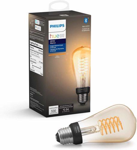 "Amazon-buy-gombíkovou3""width ="" 236 ""height ="" 72 ""src ="" https://joyofandroid.com/wp-content/uploads/2018/12/amazon-buy-button-3.png ""/></a></p> </li> <li> <h3>Philips Hue White Filament Smart Vintage žiarovka</h3> <p><img class="