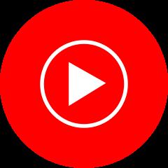 YouTube  Hudobné logo