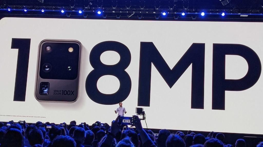 Kamery sú najlepšie stávky spoločnosti Samsung.