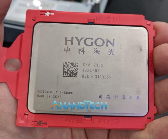 Testovanie čínskeho procesora x86: Hlboké ponory do procesorov Hygon Dhyana na báze Zen 3