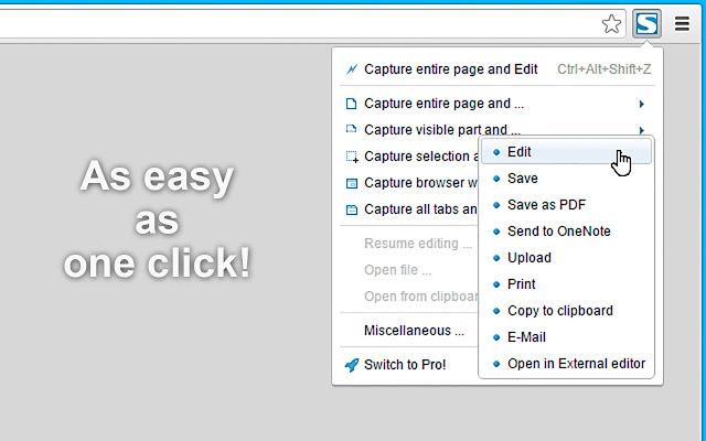 Ako urobiť snímku obrazovky v Chromebooku 6